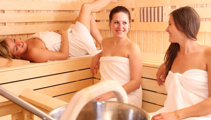 Wellness / Sauna